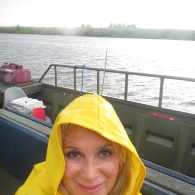 Poring rain