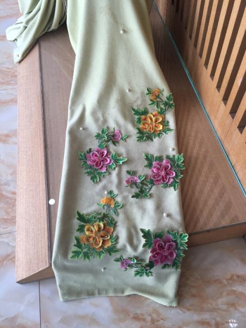Chian Fabric