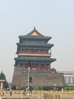 Chian tianmen square
