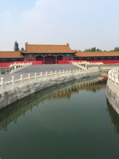 China canal forbidden palace