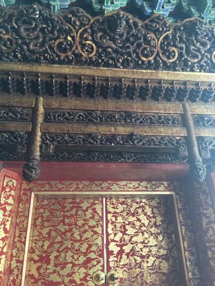 China doors