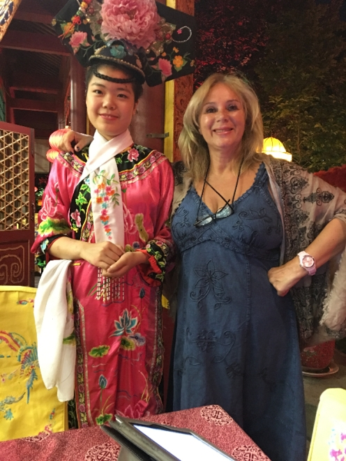 China me and actor