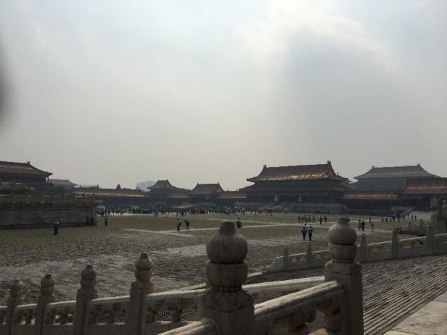 China palce