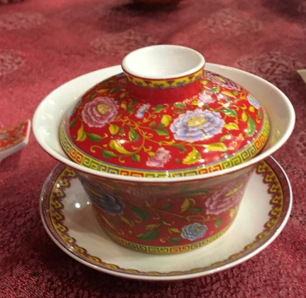China rice bowl