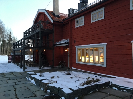 Faviken lodge