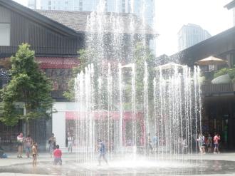 Fountain shoppingmall