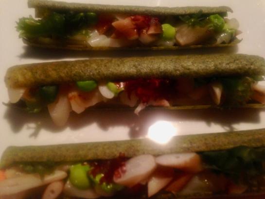Razor clams and freiend