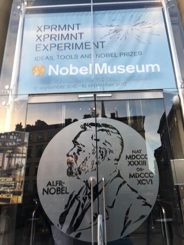 Sweden Nobel museum 8730