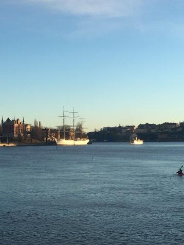 Sweden Sail boat