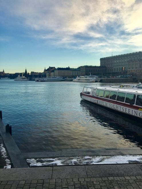 Sweden Stockholme boat tours