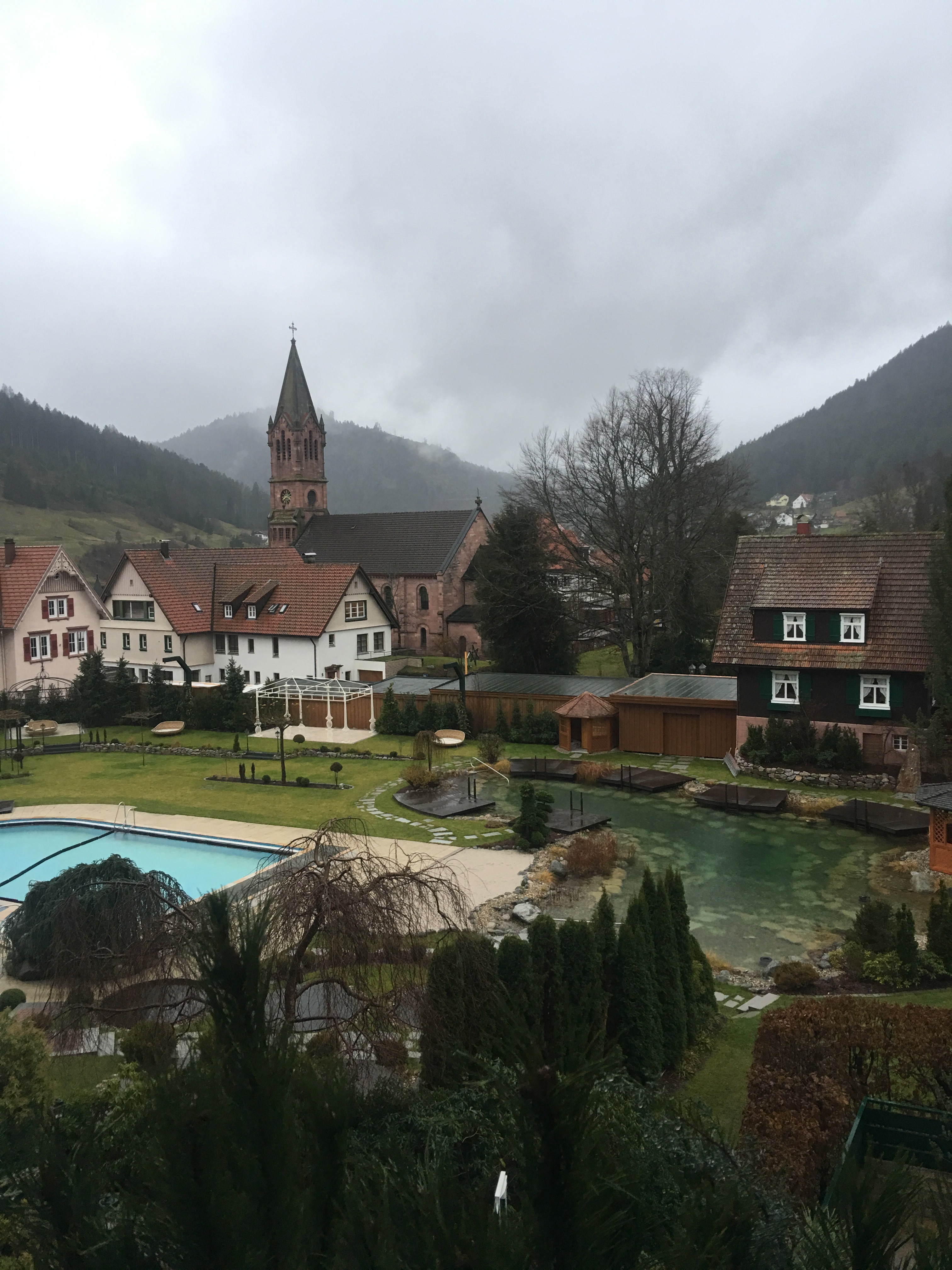 The Bareiss Hotel in the Black Forest; A Thoughtful Hotel.