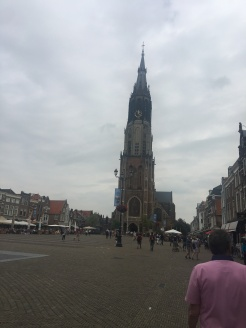Square in Delft