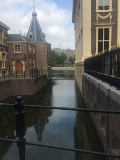 Canals in Delft