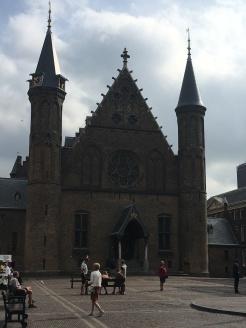 Square in Delft